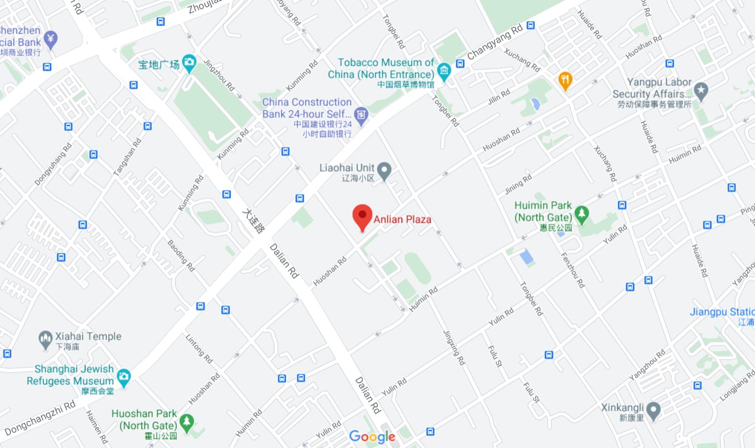 Zilliz Address